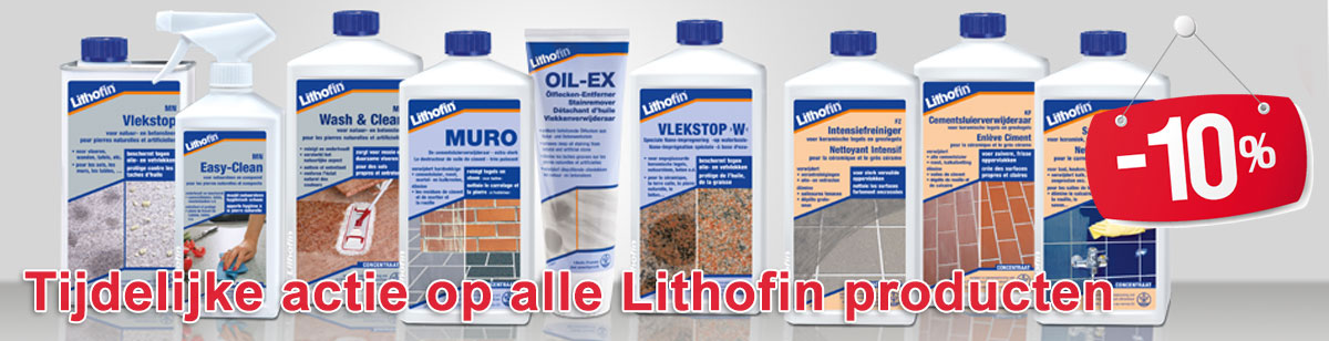 lithofin products promo